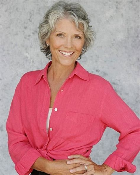 hair styles for older woman perms short curly hairstyles with side bangs for older women