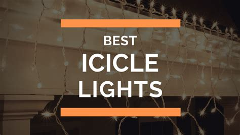 top 10 best icicle lights in 2017 reviews