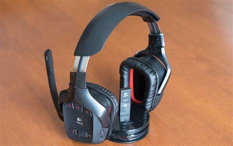 Logitech Wireless Gaming Headset G930 review logitech g930 wireless 7 1 gaming headset