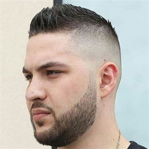 beard styles with fauxhawk faux hawk hairstyle 10 funky hairstyles that suit your beard