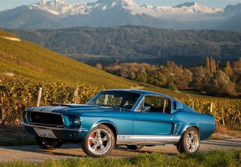 Location D Auto Mustang by Location Mustang 1967 Id 233 E D Image De Voiture