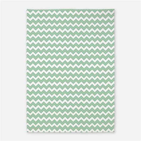 Mint Green Chevron Rug by Mint Green Zig Zag Bedding Mint Green Zig Zag Duvet