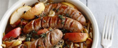 come cucinare salsicce ricetta salsicce al forno agrodolce