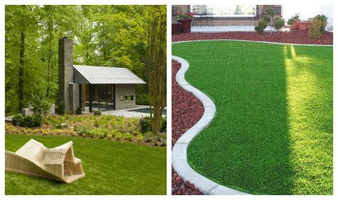 Ayunan Taman Atau Gantung rumput sintetis tazvita