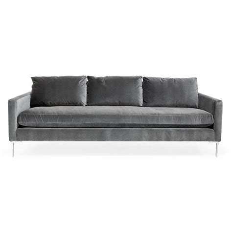 exclusively at abc the soho sofa pairs the contemporary