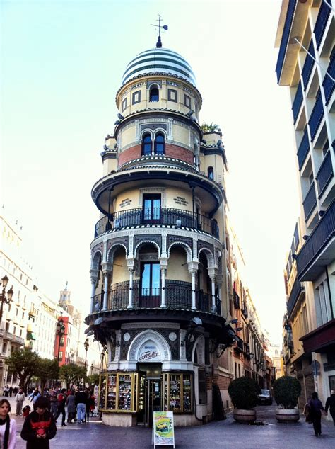fascinating buildings 187 the delightful and fascinating city of seville