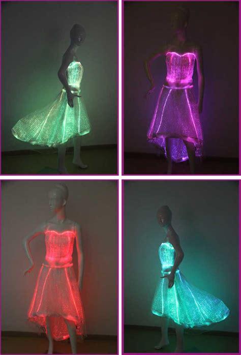 led light up clothing this brides light up cinderella wedding dress is legit
