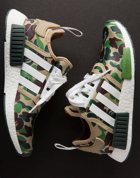 Adidas Nmd Bape Japan X Ultra Boost Kith Aspen Pack bape adidas nmd release info detailed photos sneakernews