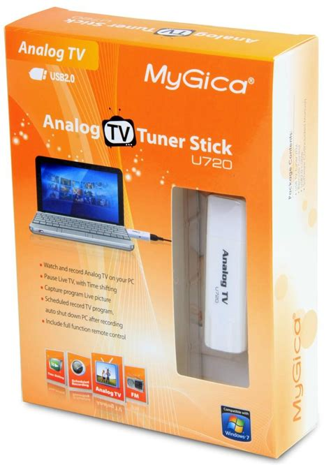 Mygica Analog Tv Tuner Stick U720 analog tv products diytrade china manufacturers suppliers directory