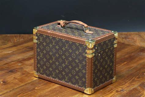 Vanity Cases by 1980s Louis Vuitton Vanity At 1stdibs