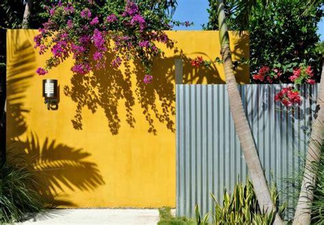 Deco Plante Exterieur by D 233 Co Mur Ext 233 Rieur Jardin 51 Belles Id 233 Es 224 Essayer