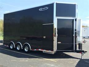 new enclosed car trailers for sale 2017 renegade av25r for sale 286452