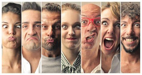 Facial Expressions - The Art of Non-verbal Communication