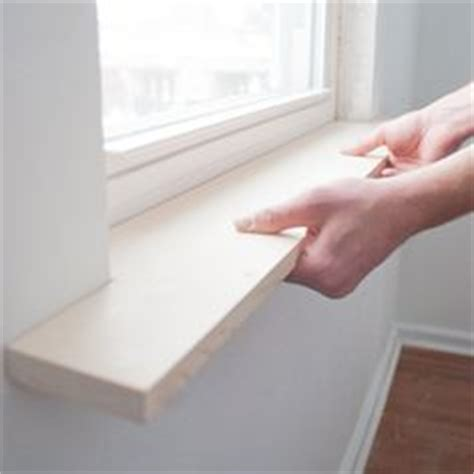 How To Remove Interior Window Sill by 1000 Ideas About Interior Trim On Trim Work