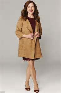 Marks amp spencer s suede khaki trench coat is the coat every woman must