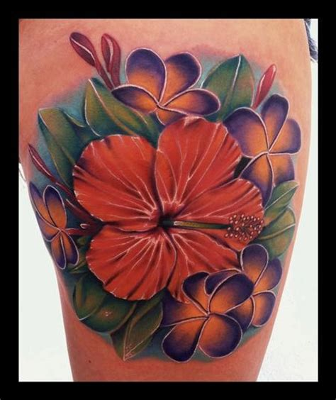flower collage tattoo junkies studio tattoos brent