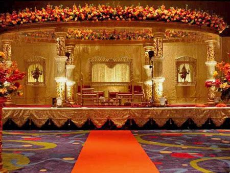 celebrity Gossip: South Indian Wedding Decoration