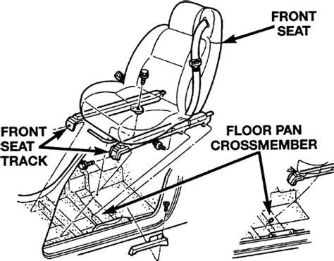 repair guides interior seats autozone com