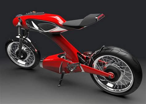 wordlesstech honda 90 concept motorcycle