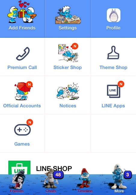 theme changer line for ipad theme changer line untuk ios