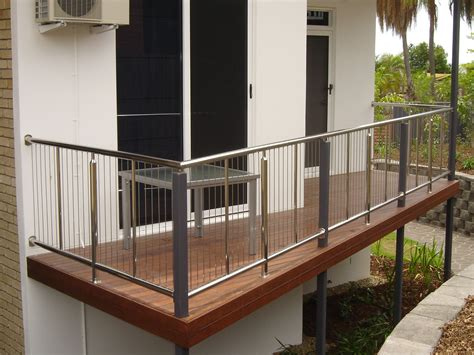 Steel Balustrade Stainless Steel Balustrade Gallery