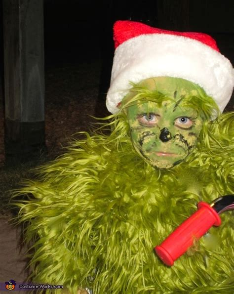 max the grinch costume the grinch and his max costume photo 3 5
