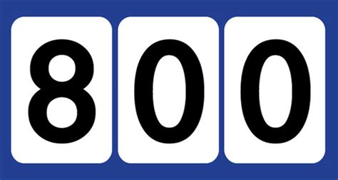 How To Get A Vanity Number by Octeto Racing Team 800 Mil Visitas Muito Obrigada