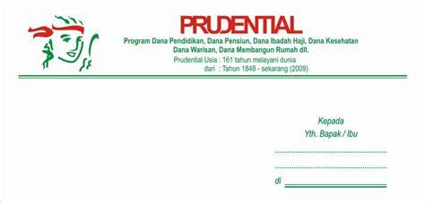 desain kartu nama prudential amplop pusat undangan unik souvenir murah foto studio