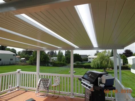 metal deck covers awnings aluminum awning patio cover 28 images patio covers do