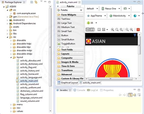 construct 2 android export tutorial android export apk การนำ app ท เข ยนบน eclipse ทำเป น