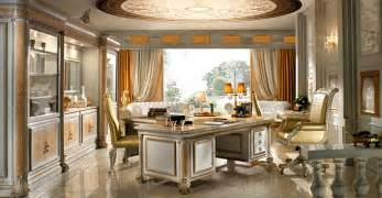 Presidential Offices, Classic Office Furniture, Executive Office Furniture, Luxury Office