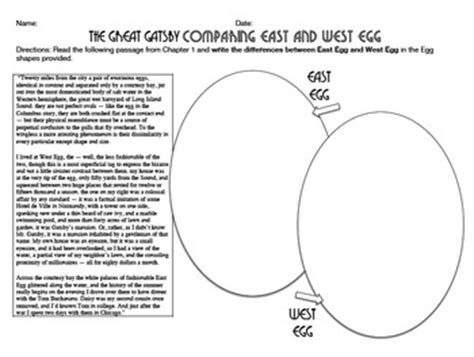east egg and west egg in the great gatsby chart the great gatsby visualizing east and west egg by