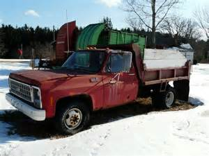 chevy 1 ton dump truck for sale