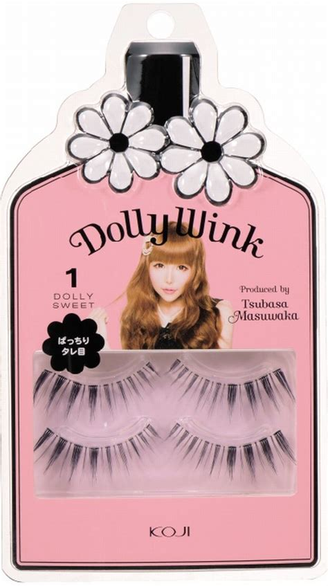 Dolly Wink Eyelash Fix Black koji dolly wink eyelash fix glue black