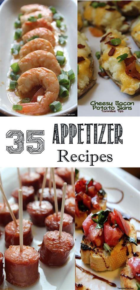 appetizers finger foods 50 finger food appetizer recipes for