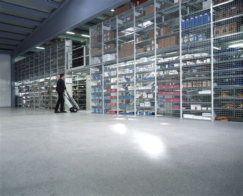warehouse flooring best floor in warehouses silikal