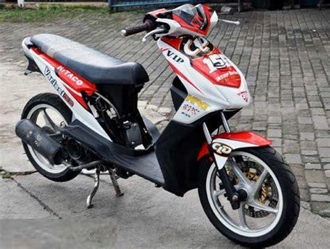 Gambar Motor Race by 50 Gambar Modifikasi Honda Beat Road Race Drag Modif Drag