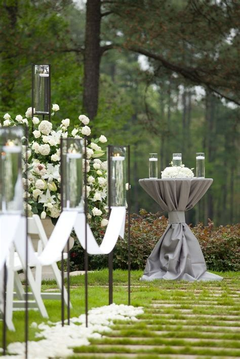107 best Aisle Stands images on Pinterest   Weddings