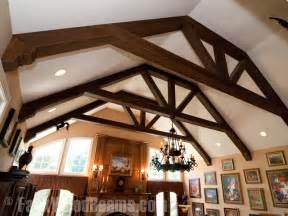 faux wood ceiling beams design bookmark 16116