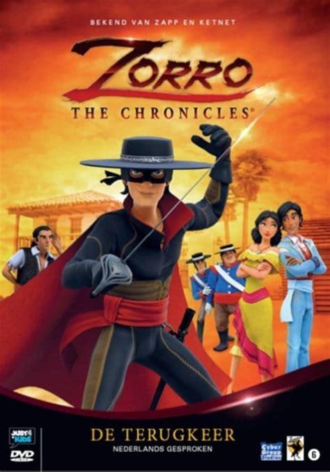zorro film 2017 zorro the cronicles de terugkeer dvd recensie