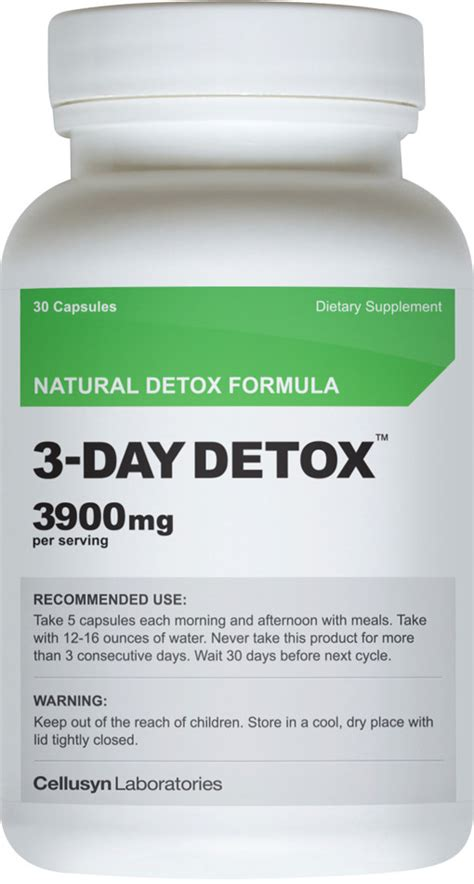 Detox Liquid Diet For 3 Days by 3 Day Detox 3 Day Diet Three Day Diet A Three Day