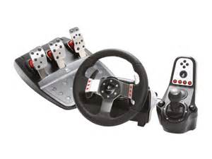 Logitech Steering Wheel Ps4 G27 Logitech G27 Racing Wheel Newegg