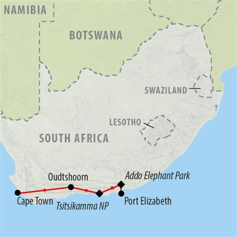 7 wonders of africa map africa safari tours and holidays on the go tours