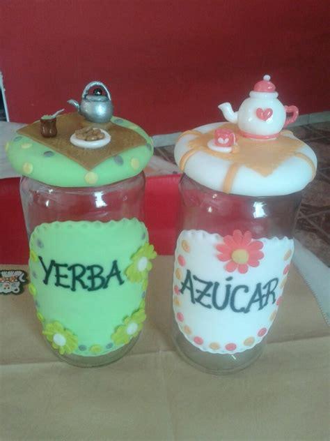 decoracion de frascos de vidrio con porcelana fria frascos decorados con porcelana fria google search