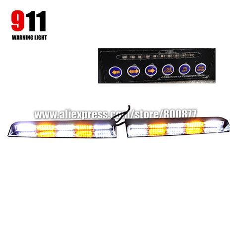 Aliexpress Com Buy High Brightness Led Dash Lights Led Interior Led Emergency Light Bar