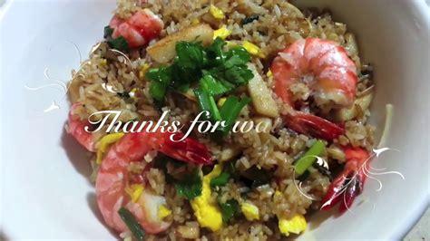 youtube membuat nasi goreng enak nasi goreng cina youtube