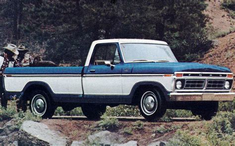 imagenes pick up ford 1977 1977 ford pickup information and photos momentcar