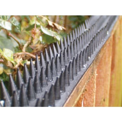 tip top wall fence spikes anti climb systems site