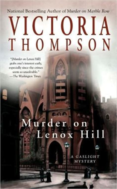 murder on shores a mystery mystery series books murder on lenox hill gaslight mystery series 7 by