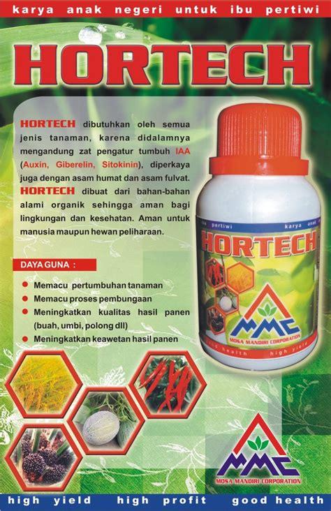 Pupuk Untuk Perangsang Bunga hortech harga hortech hormon tumbuh aplikasi hortech